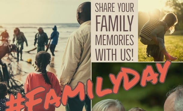 Share Your Family Memories With Us!