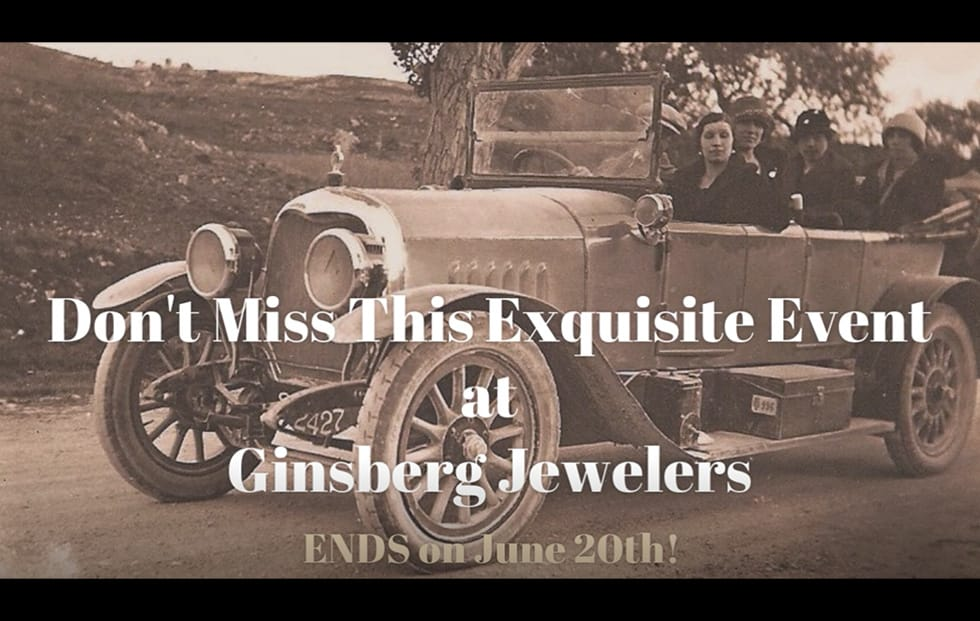 Puttin' on the Ritz, Estate Jewelry Sale from the Roaring 20's